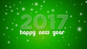 nieuwjaarswensen 2017 groen