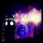 vuurwerk 2016 londen