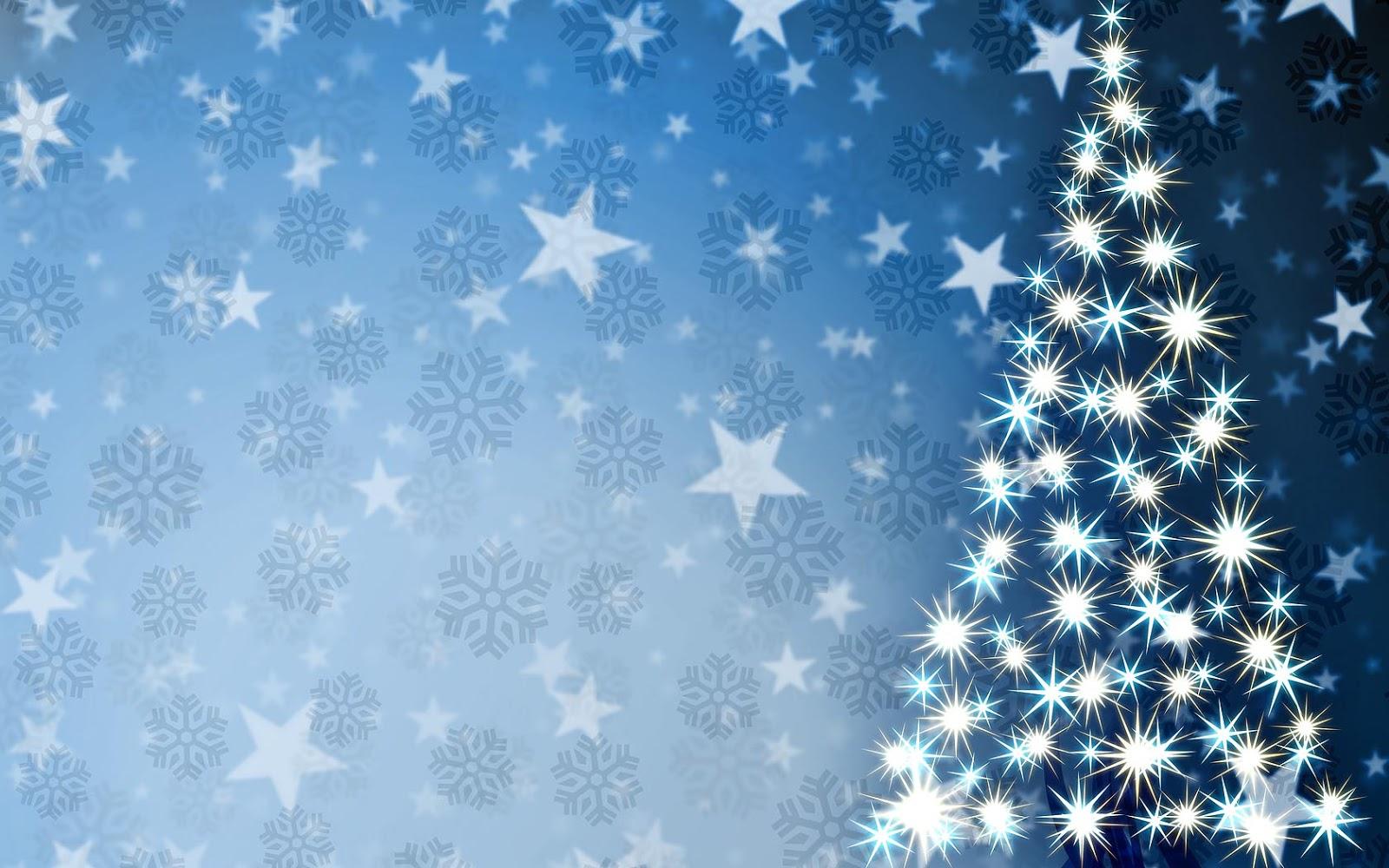 sterren blauw kerstmis 2018