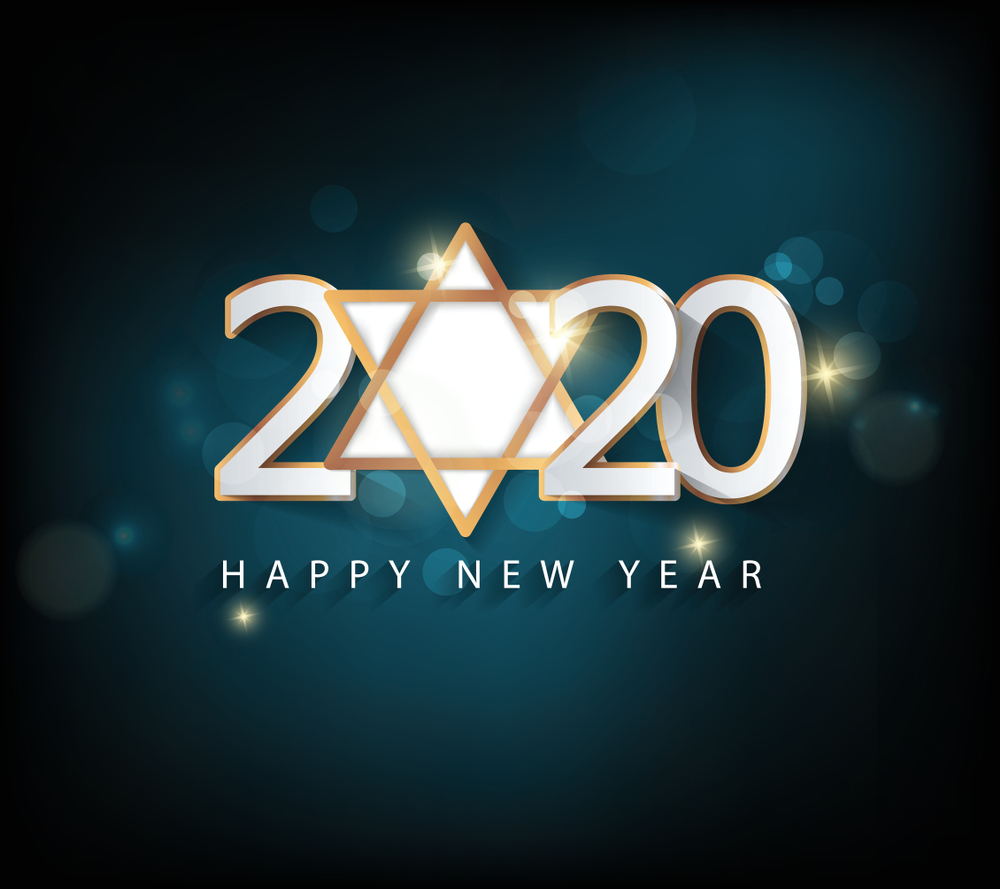 davidster 2020 nieuwjaarswens