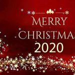 kerstwensen achtergrond 2020