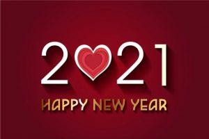 nieuwjaarswensen 2021 liefde